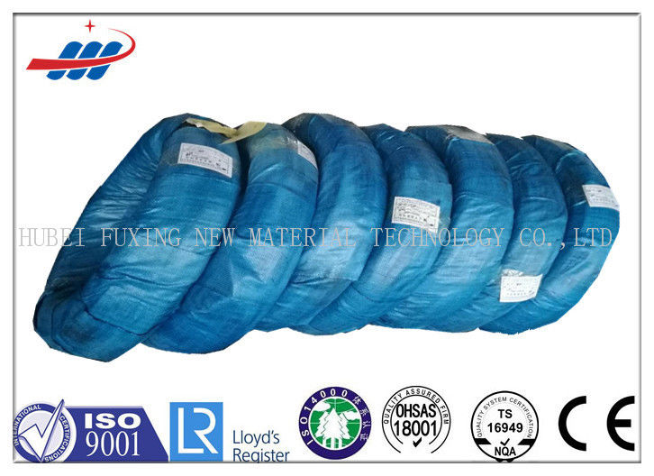 Galvanized Hard Drawn Spring Wire For Mattress Good Abrasion Residence
