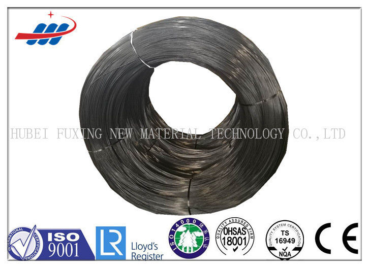 Black Spring Steel Wire Non - Alloy For Making Brush 1520-1770MPA Tensile Strength